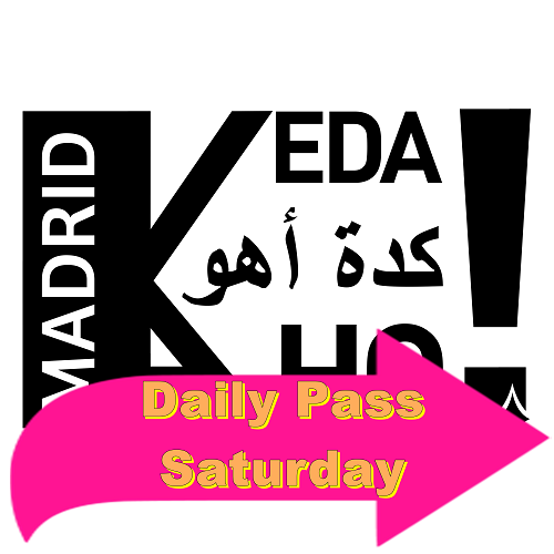 Daily Pass Saturday