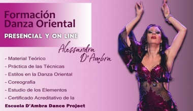 Oriental Dance Total Training